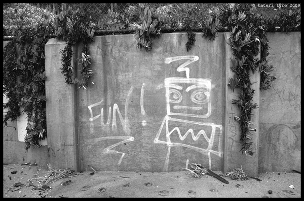 Baker - fun graffitti_signed