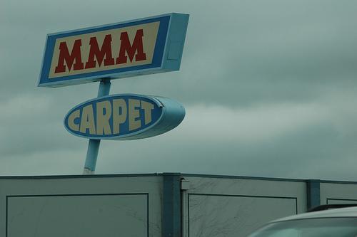Mmm, carpet